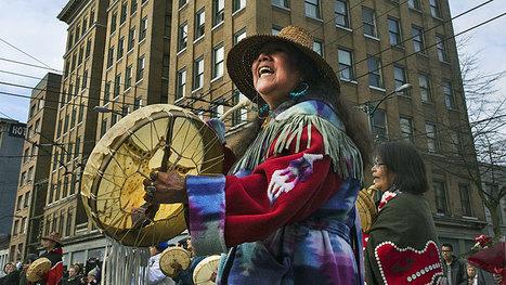 Facebook sweat lodge, the online resurgence of native spirituality - Canada - CBC News | Spirit Medicine | Scoop.it