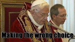The Outgoing Pope Was A Weak Man. Nothing To Do With Religion | Stirring Trouble Internationally | News From Stirring Trouble Internationally | Scoop.it