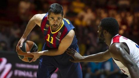 Euroleague (Final 4) : Le Barça prend sa revanche sur le CSKA (93-78)   Basket ball , actualites et buzz avec Fasto sport   Scoop.it