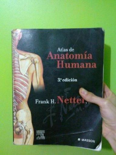 Twitter / don_bestian: RT: Vendo Atlas de Anatomía ...   Anatomía Humana   Scoop.it