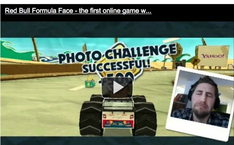 Red Bull Formula Face : The first online game with facial controls! [video] | scaryideas.com | Psychology of Consumer Behaviour | Scoop.it