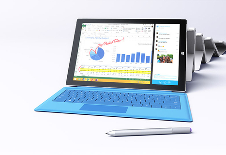 5 Reasons Creative Professionals Will Love the Surface Pro 3   Digital-News on Scoop.it today   Scoop.it