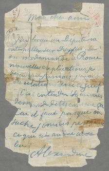 Le dossier secret de l'affaire Dreyfus disponible en ligne! - Service historique de la défense | Nos Racines | Scoop.it