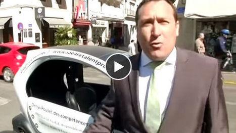 Un chômeur placarde son CV sur sa voiture et le diffuse dans les rues de Marseille   RH   Scoop.it