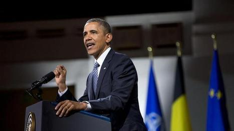 """Obama: """"Order and Progress Can Only Come When Individuals Surrender Their Rights to an All-Powerful Sovereign""""   Culture et civilisation des Etats-Unis   Scoop.it"""