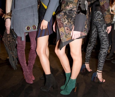 Fall 2014 Shoe Trends: Best Shoes, Booties, and Boots | All about Shoes | Scoop.it