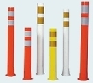 Delineator Posts by Trans-Supply - Traffic Safety At It's Best | Round the Clock Safety | Scoop.it