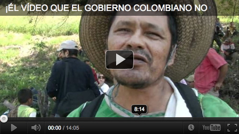 Colombia: Citizen Journalist Threatened Over Viral Video | Juliana Rincón Parra, Global Voices | Citizen Journalism | Scoop.it