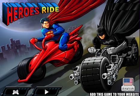 Heroes Ride Game   Ben 10 Games   Spiderman Games   Scoop.it