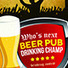 Beer Pub Drinking Champ Flyer | Student alcoholism | Scoop.it