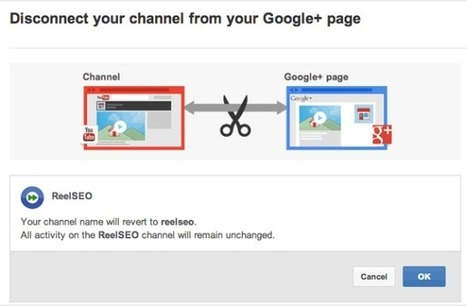 How to Link YouTube and Google+ Pages, Multi-Admin Management Now Possible | Knowledge for Entrepreneurs | Scoop.it