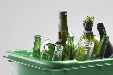 Combien de fois peut-on recycler le verre ? | SoFrenchy | Scoop.it