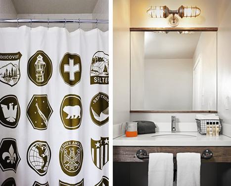 SoLoveLy... [décoration]: Basecamp hotel | Inspiration - Graphisme - Décoration | Scoop.it