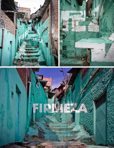 3D Floating Graffiti: Brilliant Interactive Alleyway Art Illusions   WebUrbanist   contemporary art uk   Scoop.it