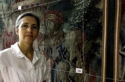 Isabel Fernández: puntadas de Historia - Arttroop | rpinolb | Scoop.it