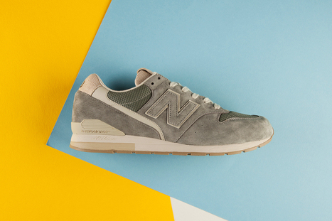 996 Revlite Vintage Pack by @newbalance | #Design | Scoop.it