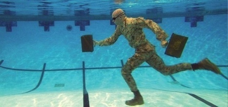 The U.S. Marine Corps Wants You to 'Pin' Yourself Together and 'Dump the Plump' - SocialTimes | Digital-News on Scoop.it today | Scoop.it