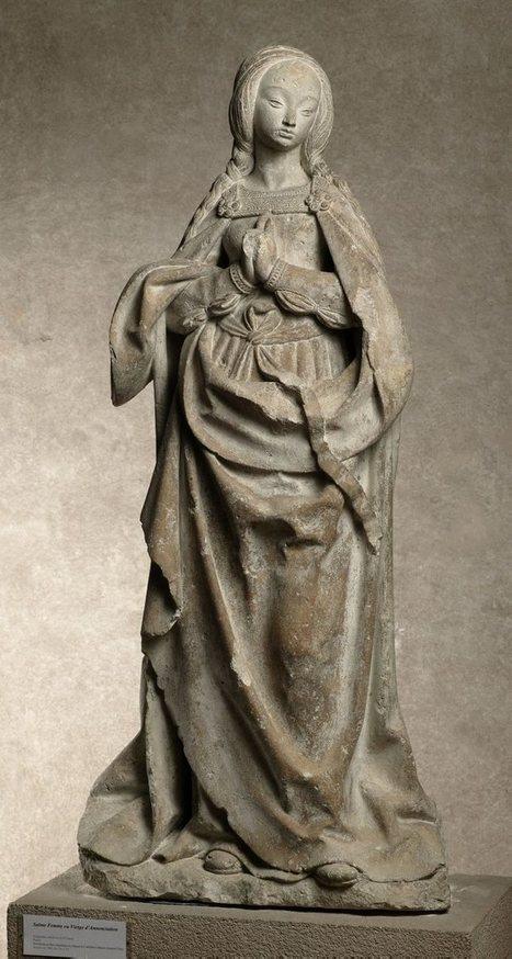 La «Sainte femme»  du musée des Augustins / La Dépêche du Midi | Musée des Augustins | Scoop.it