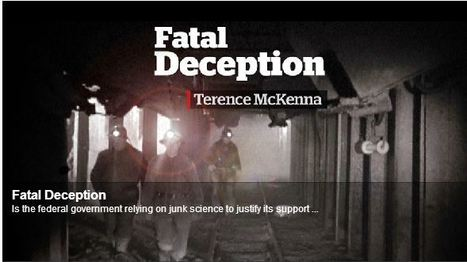 FILM Asbestos  Documentary: 'Fatal Deception' wins CMA award | Asbestos and Mesothelioma World News | Scoop.it