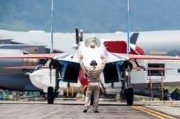 Crimea Escalates: Dogfight Between U.S. and Russia Jets Pull Finland | Human Geography | Scoop.it