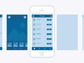 26 Web And Mobile UI Kits | WebsiteDesign | Scoop.it