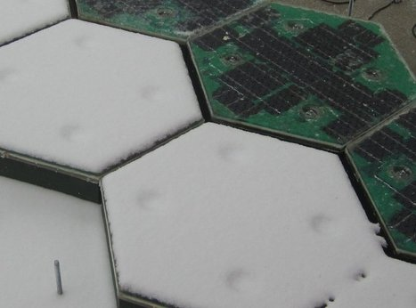 Solar Roads Could Power An Entire Country   I Fucking Love Science   Geek Tech   Scoop.it