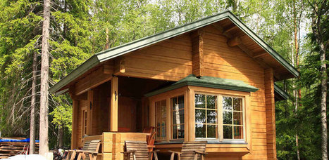 Wooden Houses Manufacturers in India | Submission | Scoop.it
