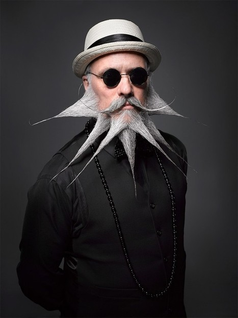 Hilarious Photos From the National Beard & Mustache Championships | Backlight Magazine. Photography and community. | Scoop.it
