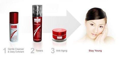 How To Skin Care | MD-7 Cosmeceuticals Advanced Skin Care Solution | Md7 Skin Care Products | Scoop.it