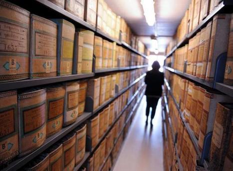 30 tonnes de paperasses éliminées | Rhit Genealogie | Scoop.it