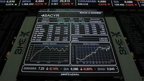 El Ibex trata de mantener los 10.600 puntos   GESTIÓN ADMINISTRATIVA Y FINANCIERA DEL COMERCIO INTERNACIONAL   Scoop.it