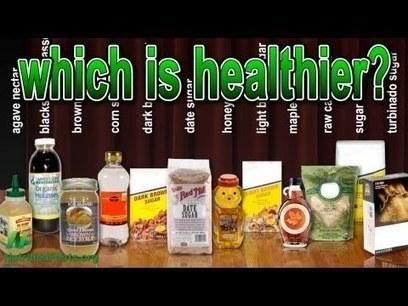 What is the Healthiest Sweetener?   Health- Knowledge is power   Scoop.it