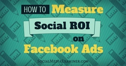How to Measure Social ROI on Facebook Ads  via @andreaschriscy | AtDotCom Social media | Scoop.it