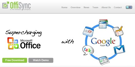 OffiSync - Synchronisation GoogleDocs et Office | Time to Learn | Scoop.it