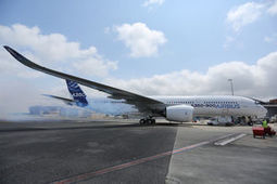 Arabian Aerospace - A350 engines run live for the first time ahead of maiden flight | Aviation Industry | Scoop.it