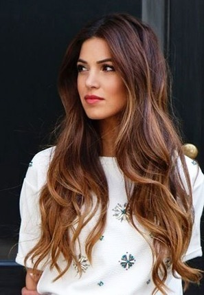 Haartrend: Tiger eye hair - StyleToday | kapsel trends | Scoop.it
