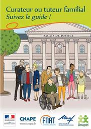 Les publications de l'Unapei - « Curateur ou tuteur familial : suivez le guide ! » - Unapei | Personnes en situation de Handicap | Scoop.it