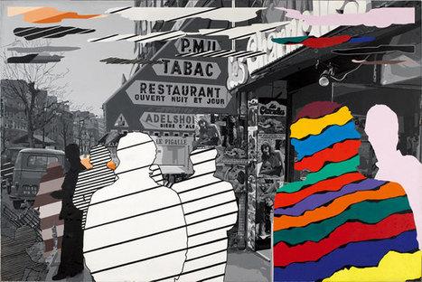 Gérard Fromanger au Centre Pompidou : la passion du monde, la fascination de l'image | Bouche à Oreille | Scoop.it