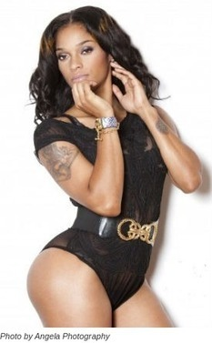 Joseline defends Stevie J, strippers, nude pic | S2Smagazine.com | GetAtMe | Scoop.it