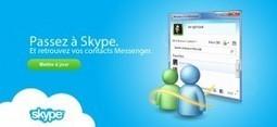 MSN Messenger: la fin d'une belle époque le 15 mars prochain   Pexiweb   Scoop.it