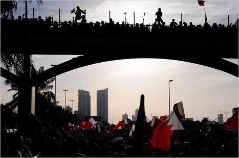 Bahrain's capital quiet after government cracks down on protesters | Coveting Freedom | Scoop.it