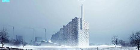 Copenhage construye una central para convertir basura en energía con una pista de esquí en el tejado | Infraestructura Sostenible | Scoop.it