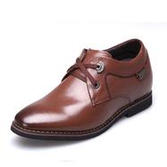 Black / Brown Men Elevator Dress Shoes be heighten 7cm / 2.75inch | Elevator shoes for men | Scoop.it
