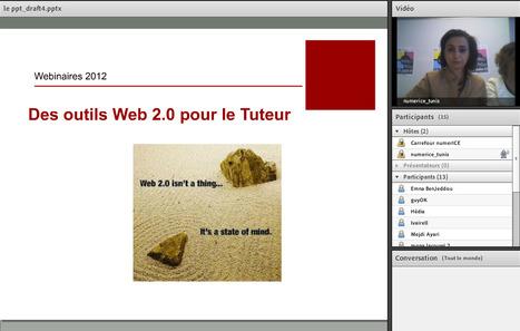 Les outils web 2.0 et le tutorat dans la FAD | L'usage du numérique dans l'enseignement supérieur | Scoop.it