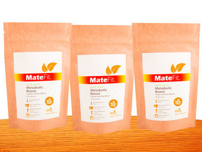 MateFit Metabolic Boost Tea | MateFit Metabolic Boost | Scoop.it