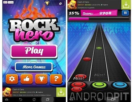 10 jeux incroyables créés spécialement pour votre tablette - AndroidPIT | Au fil du Web | Scoop.it