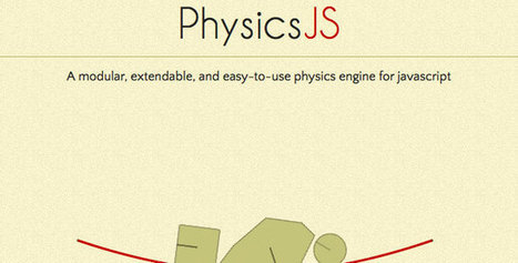 PhysicsJS: A physics engine just for JavaScript - CodeVisually.com | Development | Scoop.it