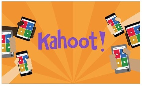 Kahoot en clase, primeros pasos para gamificar el aprendizaje  | Creative Tools... and ESL | Scoop.it