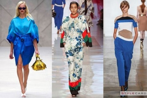 Trends: A Case of the Blues | StyleCard Fashion Portal | StyleCard Fashion | Scoop.it