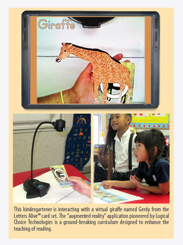 Logical Choice Augmented Reality: New Learning Technology | Augmented Reality in Education and Training | Scoop.it